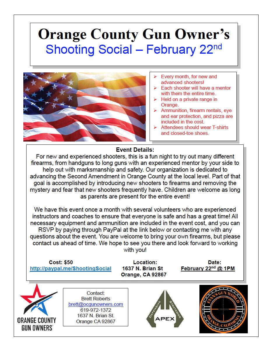 Orange County Event